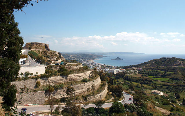 Греция Кос Кефалос