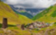 Грузия Сванетия