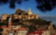 Грузия Крепость Нарикала Тбилиси