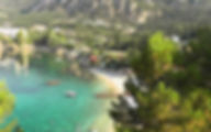 Греция Корфу Палеокастрица