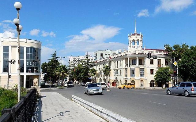 Грузия Поти