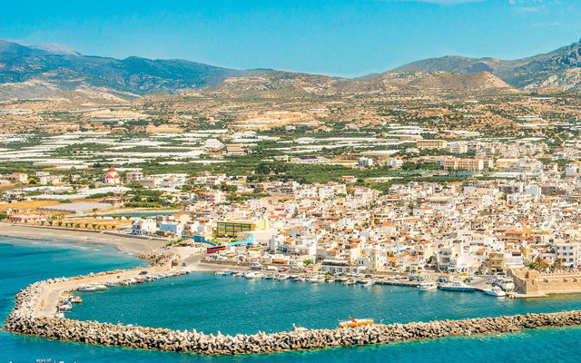 Греция Крит Иерапетра