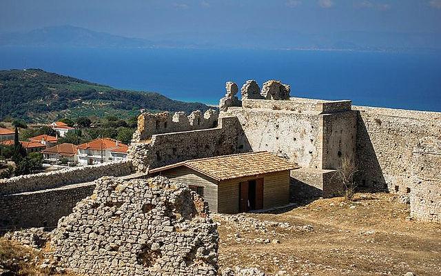 Греция Пелопоннес Киллини