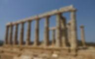 Греция Корфу Храм Посейдона