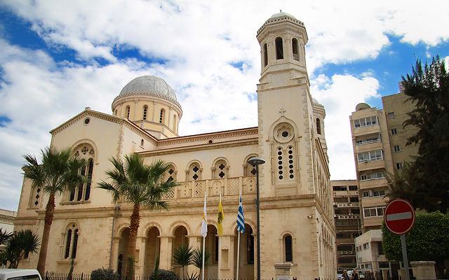 Кипр Кафедральный собор Агиа-Напа
