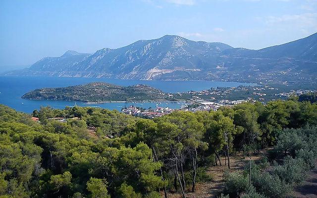 Греция Пелопоннес Эпидавр