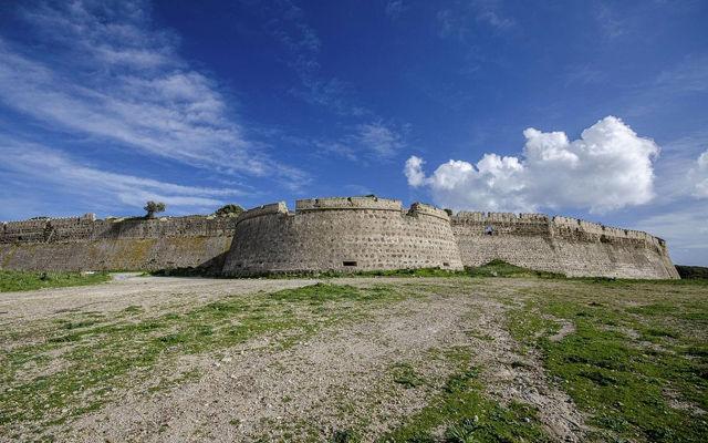 Греция Кос Замок Антимахия