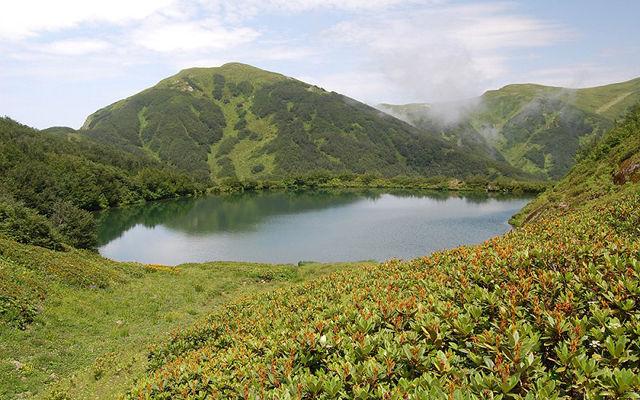 Грузия Национальный парк Кинтриши Аджария