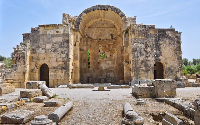 Греция Крит Античный город Гортина
