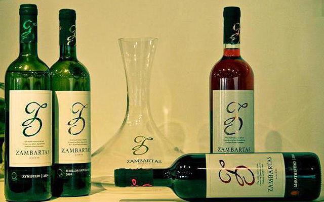 Напитки и вина Кипра Xynisteri