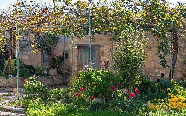 Достопримечательности Кипр Деревня Иния