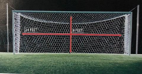 Soccer Goal Net 24x8ft