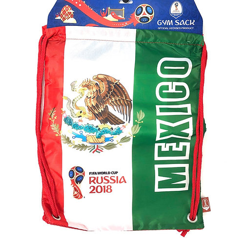 Mexico FIFA World Cup 2018 Gym Sack