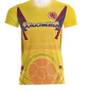 Colombia Jersey