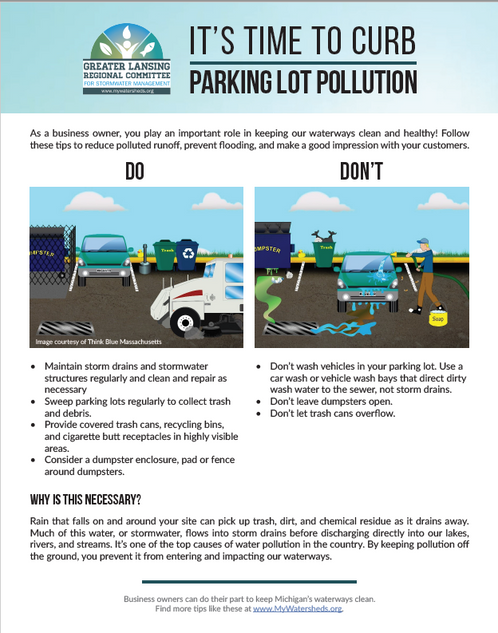 Parking Lot Best Practices