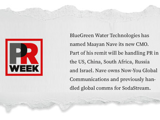 From the Media: PRweek
