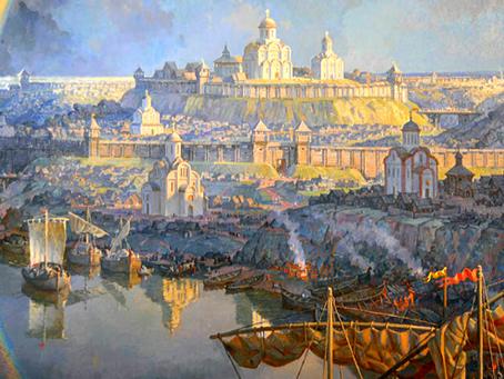 Откуда произошло название города Смоленск