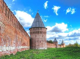СмоленскТур. Смоленская крепость (восточ