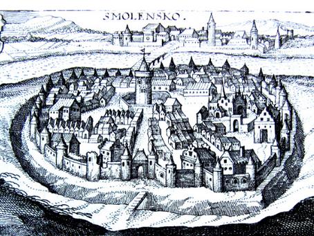 Смоленск - древнейший город Руси