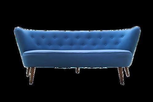 Canapé sofa 3 places années 50/60 Danois.Ref Oceane