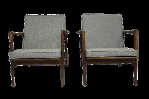 Paire de fauteuils JERRY