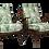 Thumbnail: Paire de fauteuils vintage style  Ercol retapissée.