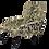 Thumbnail: Fauteuils scandinave année 50 entièrement restauré.  Ref Jungle