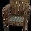 Thumbnail: Paire de fauteuils JERRY