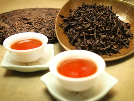Have you ever tried Pu-erh Tea? It has many health benefits and is delicious