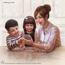 Family time / 親子時光