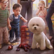 Whose dog? / 誰家的狗?