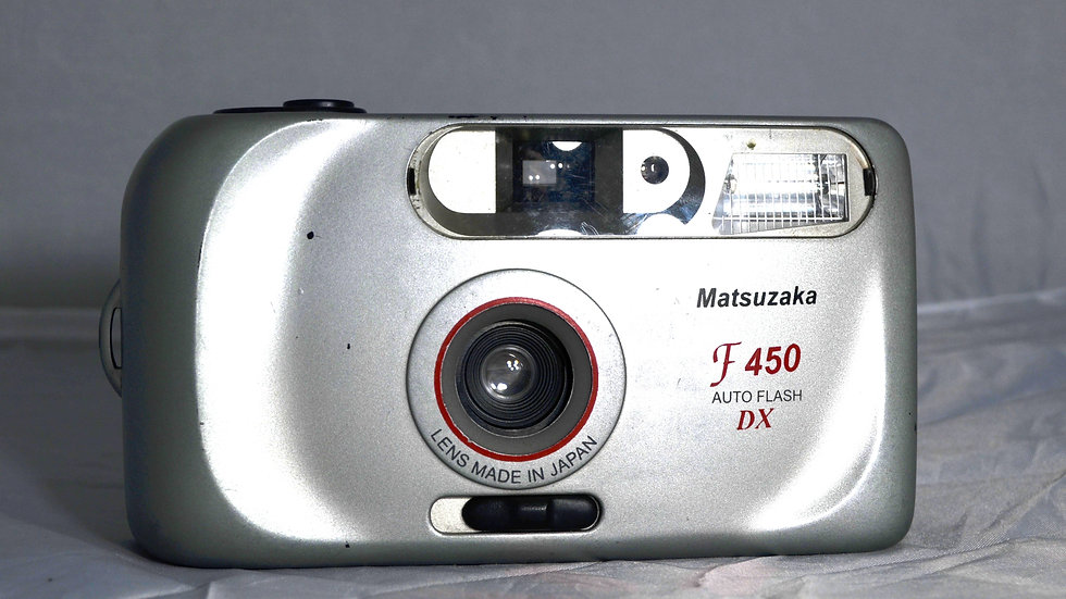 Câmera Analógica Matsuzaka F450