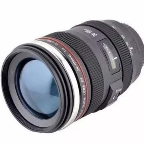 Copo Térmico em formato de lente 24-105