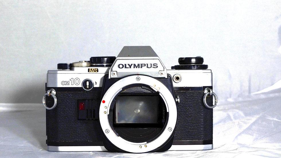 Câmera Analógica Olympus OM- 10