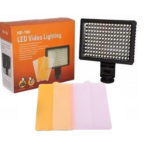 Iluminador de LED HD-160