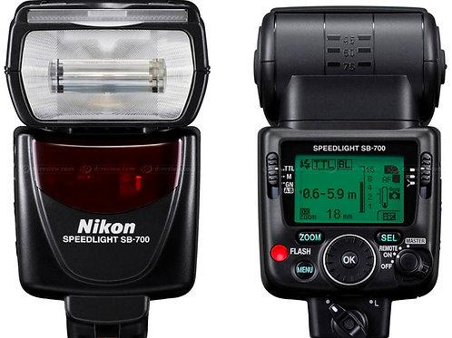 Flash Nikon SB700 - USADO