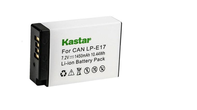 Bateria E17 para CanonT6I, T7i