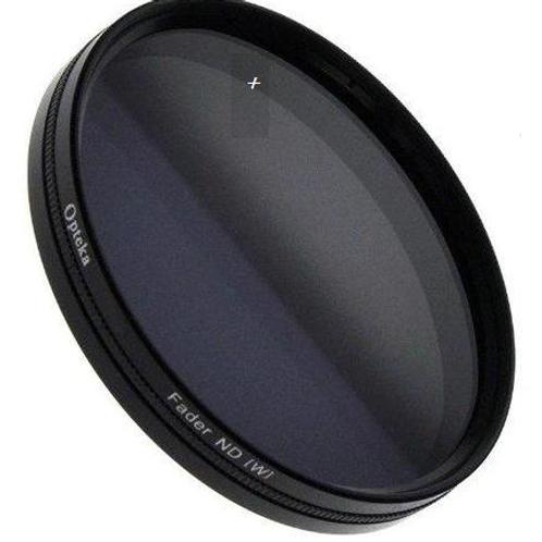 Filtro de Densidade Váriavel NDX 62mm