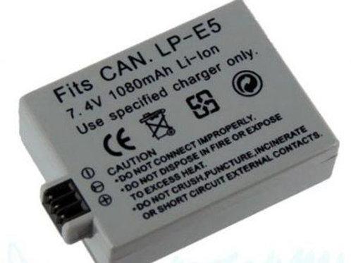 Bateria LP-E5 para Canon
