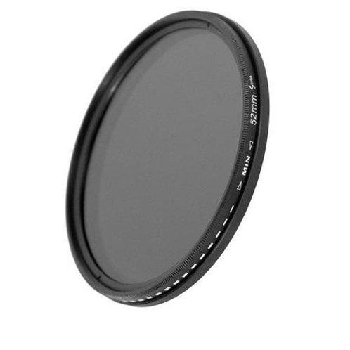 Filtro de Densidade Váriavel NDX 58mm