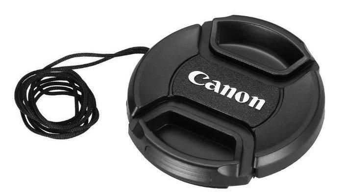 Tampa da lente para Canon 62mm