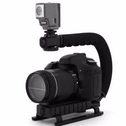 Estabilizador De Mão Escorpião Para Câmeras DLSR