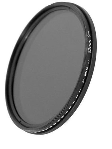 Filtro De Densidade Váriavel NDX 52mm