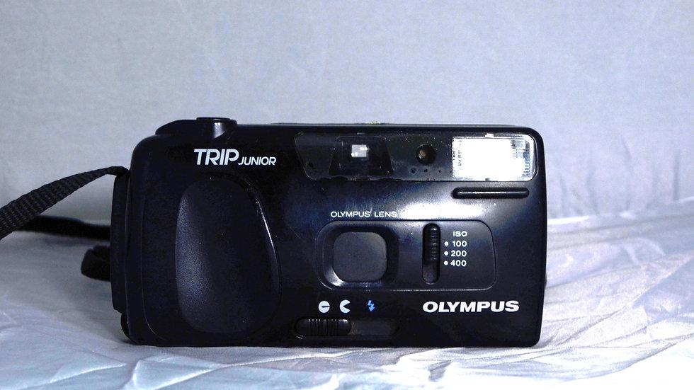 Câmera Analógica Olympus Trip Junior
