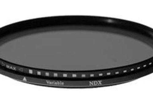 Filtro de Densidade Váriavel NDX 82mm