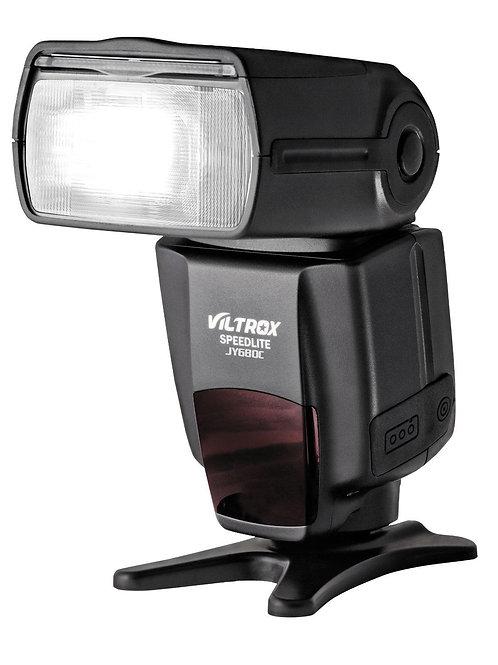 Flash Viltrox  JY 680C - ETTL Para Canon Dslr