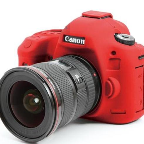 Capa Para Canon 5d Mark III - Vermelha
