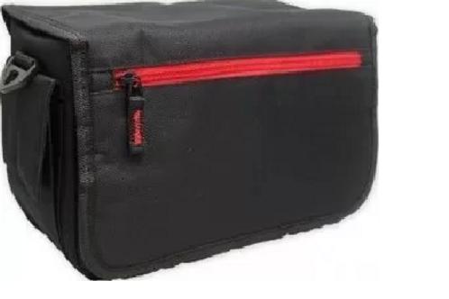 Bolsa Câmera Fotográfica com 5 compartimentos
