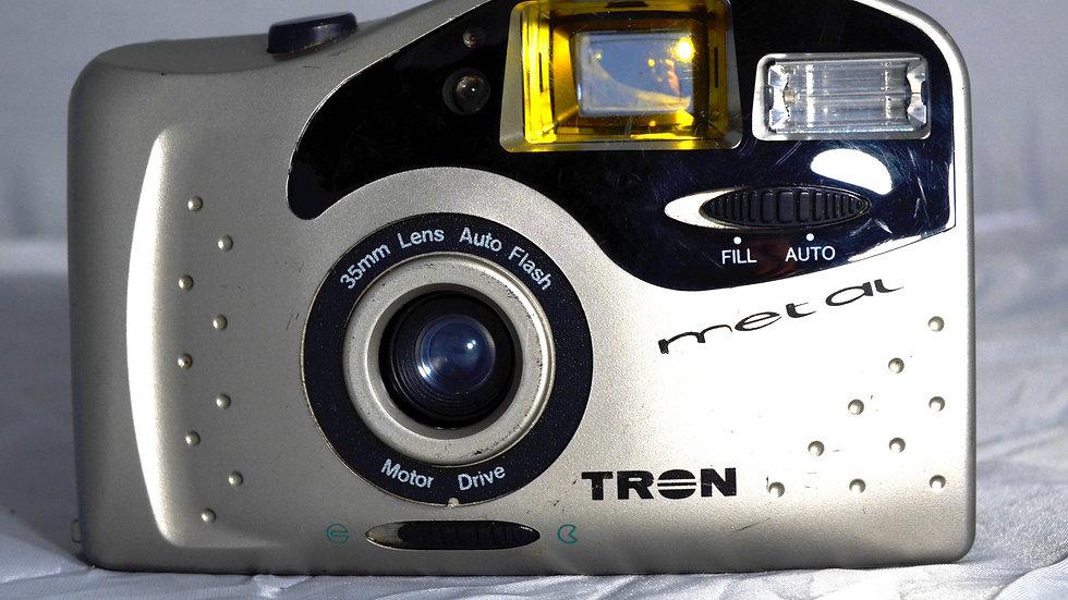 Câmera Analógica Tron Metal
