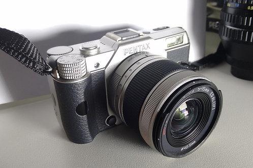 Câmera Digital Pentax Q7 - USADA